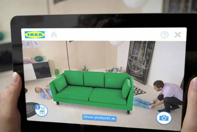 Blog Ikea voorbeeld